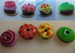 4 Pretty Donuts
