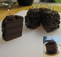 Black Forest Chocolate Cake by setsuna22