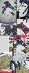 Color Theory- Yuki-onna WIP 2 by setsuna22