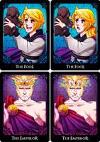 Gaia Online: Fool and Emporer by setsuna22