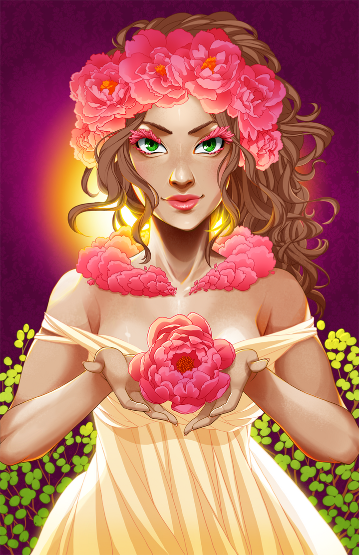 Flora by setsuna22