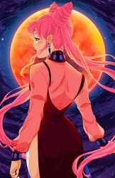 Dark Side of the Moon by setsuna22