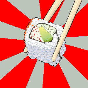 Sushi by setsuna22
