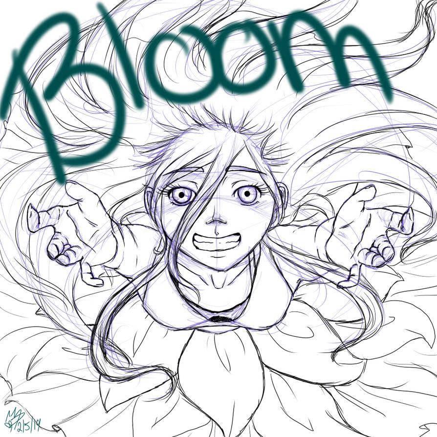 Bloom by MileenaSelemon