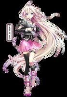 Ia - Vocaloid Render I by Rikku923