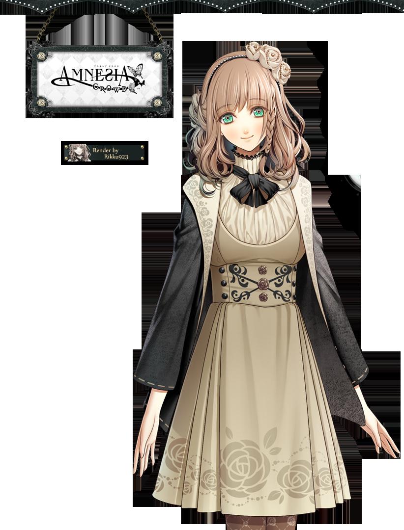 AMNESIA Amnesia___heroine_render_2_by_rikku923-d5zfh0f
