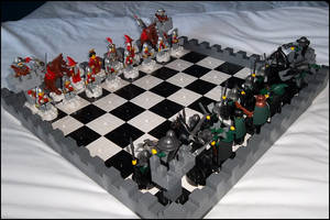 My improved Lego Chess