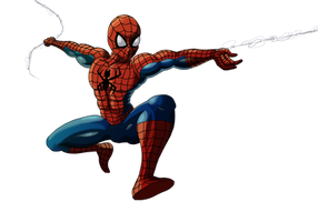 Spider-Man (Classic) by Kumata