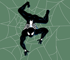 Spider-Man (Symbiote) by Kumata