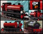 Lego Saddle Tank Engine