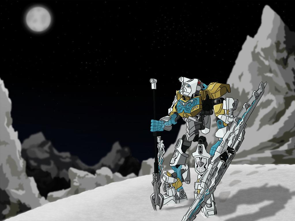 Master of Ice