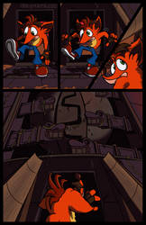 'Ruin Run' page 2