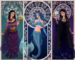 Goddesses of Olympus part 4