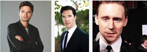 The 3 Sexiest Male Actors on the Planet! PART 3! by CartoonNetworkgal
