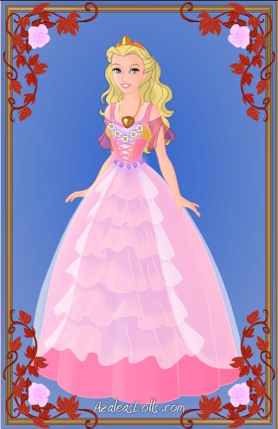 Barbie Nutcracker Clara by CartoonNetworkgal