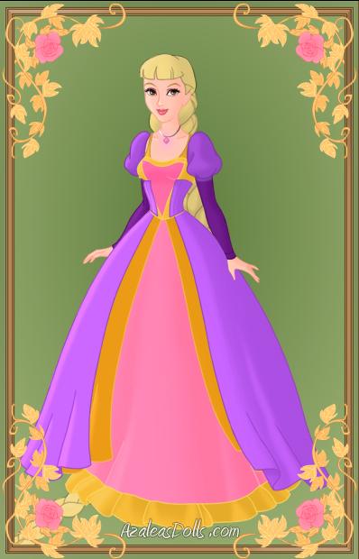 Barbie Rapunzel by CartoonNetworkgal