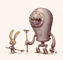 Chompbot by JakeParker