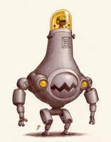 Chompbot 3 by JakeParker