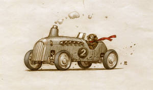 Racer 01 by JakeParker