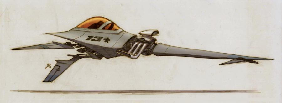 Hot Rod by JakeParker