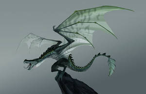Dragon Concept 02 by JakeParker