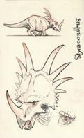 Styracosaurus 01