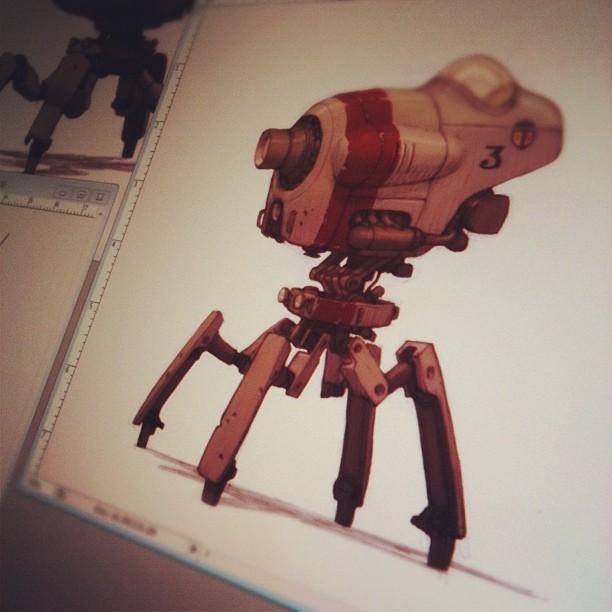 Light Armor by JakeParker