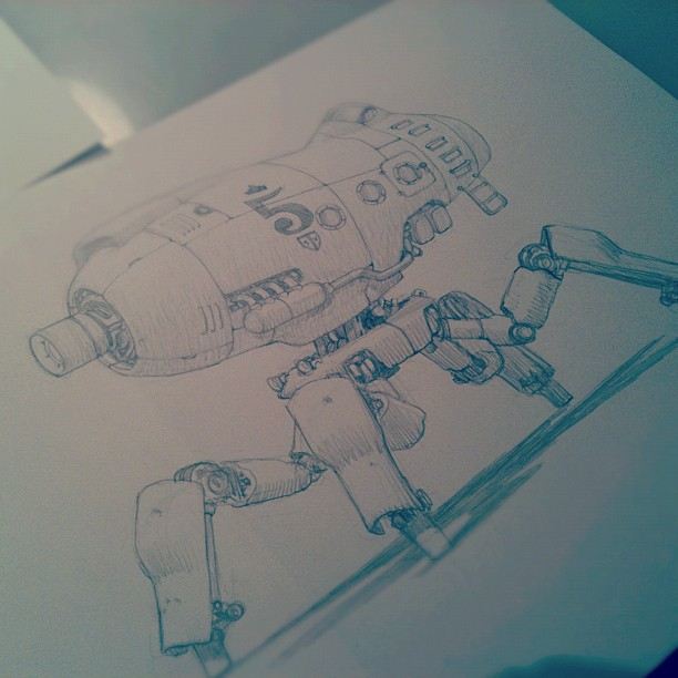 Heavy Armor by JakeParker