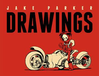 DRAWINGS Book by JakeParker