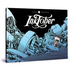 New Book - Inktober by JakeParker