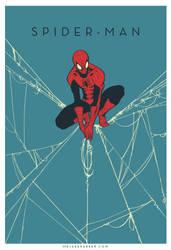 Spider-Man by JakeParker