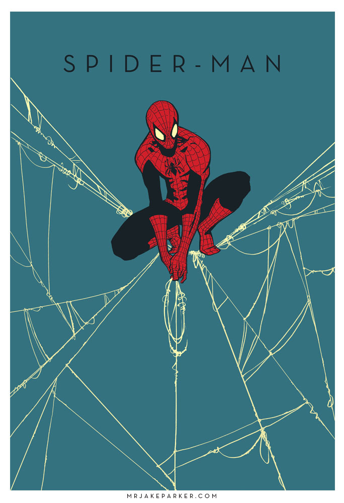 Spider-Man by JakeParker
