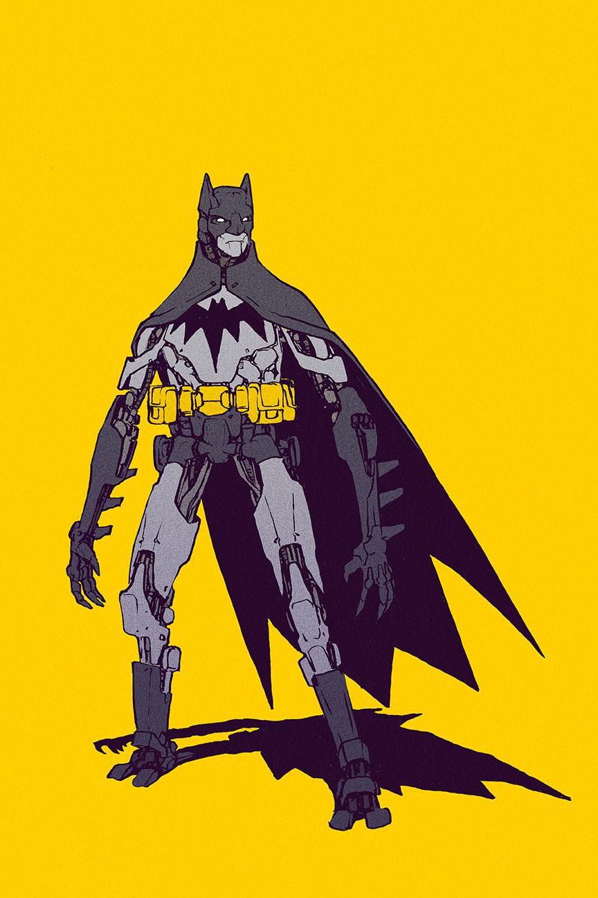 Bat-Mech