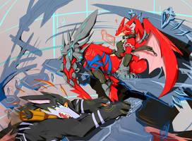 Virtual Reality by dragoon86