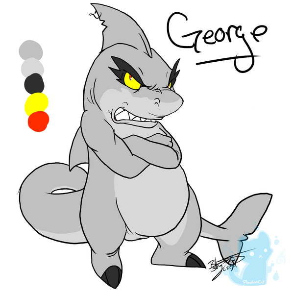 George ref by PhantomCat