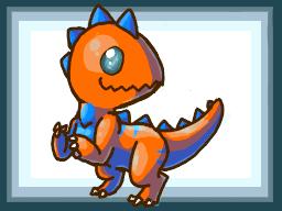 Dino by PhantomCat