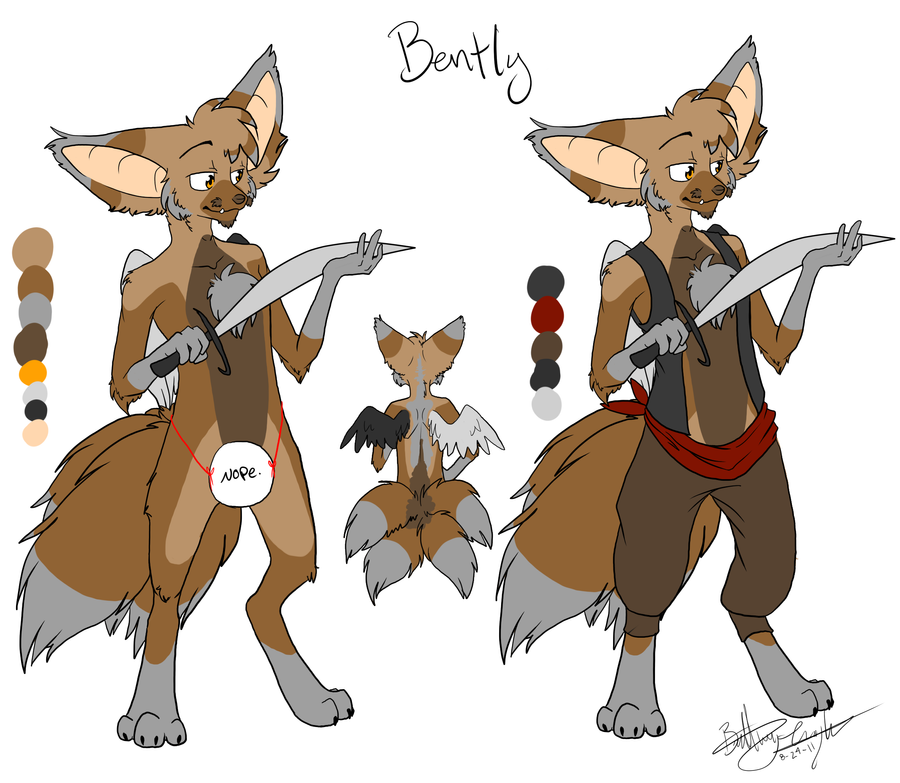 Bently ref by PhantomCat