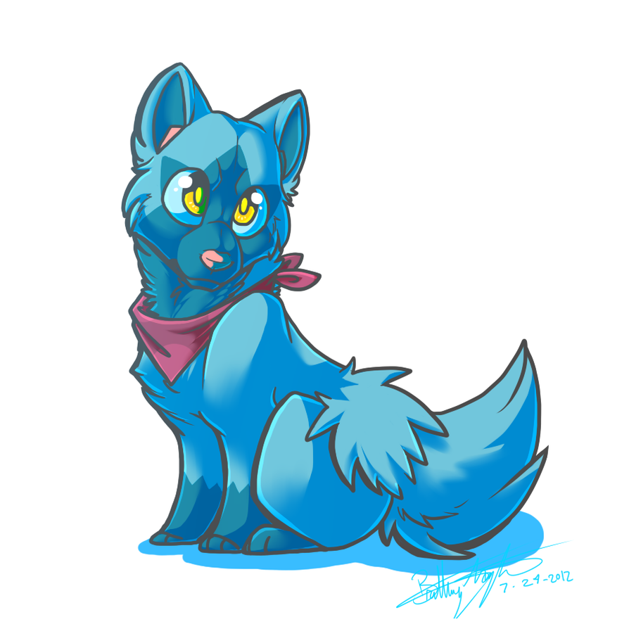 Wuff. by PhantomCat