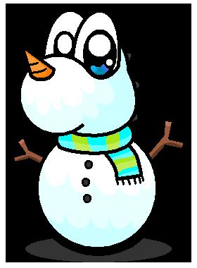 (3) Snow Yoshi by silvermonochrome