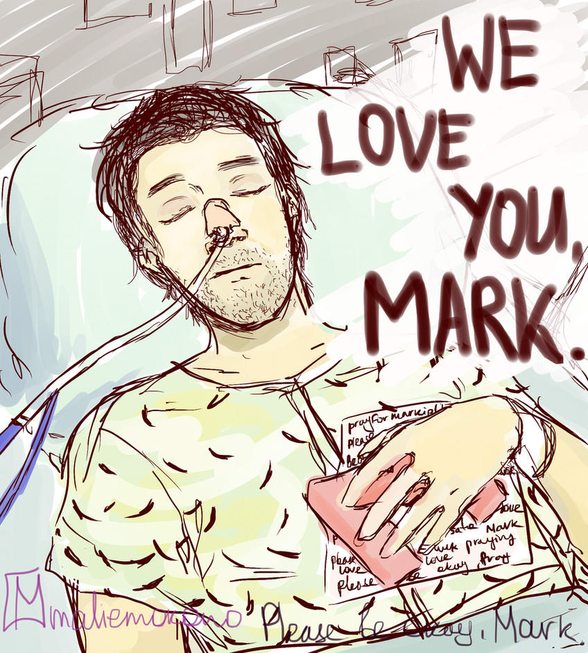 Please be okay, Markiplier by Maliemokono