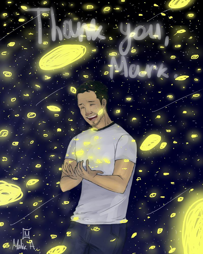 Thank you, Mark by Maliemokono
