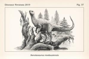 Sanxiasaurus modaoxiensis