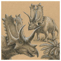 Dinosaurs 2020: Terminocavus and Navajoceratops