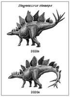 Dino-decade: Stegosaurus stenops