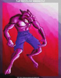Drooling Werewolf
