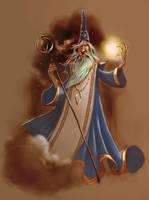 The Royal Wizard by JoaoRodrigoBaptista