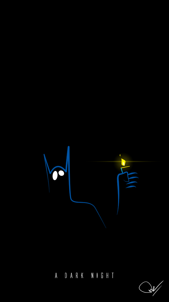 A DARK NIGHT by nirman