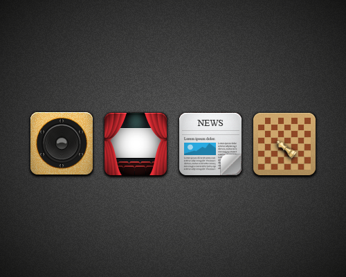 Icon set - Pro Project by nirman