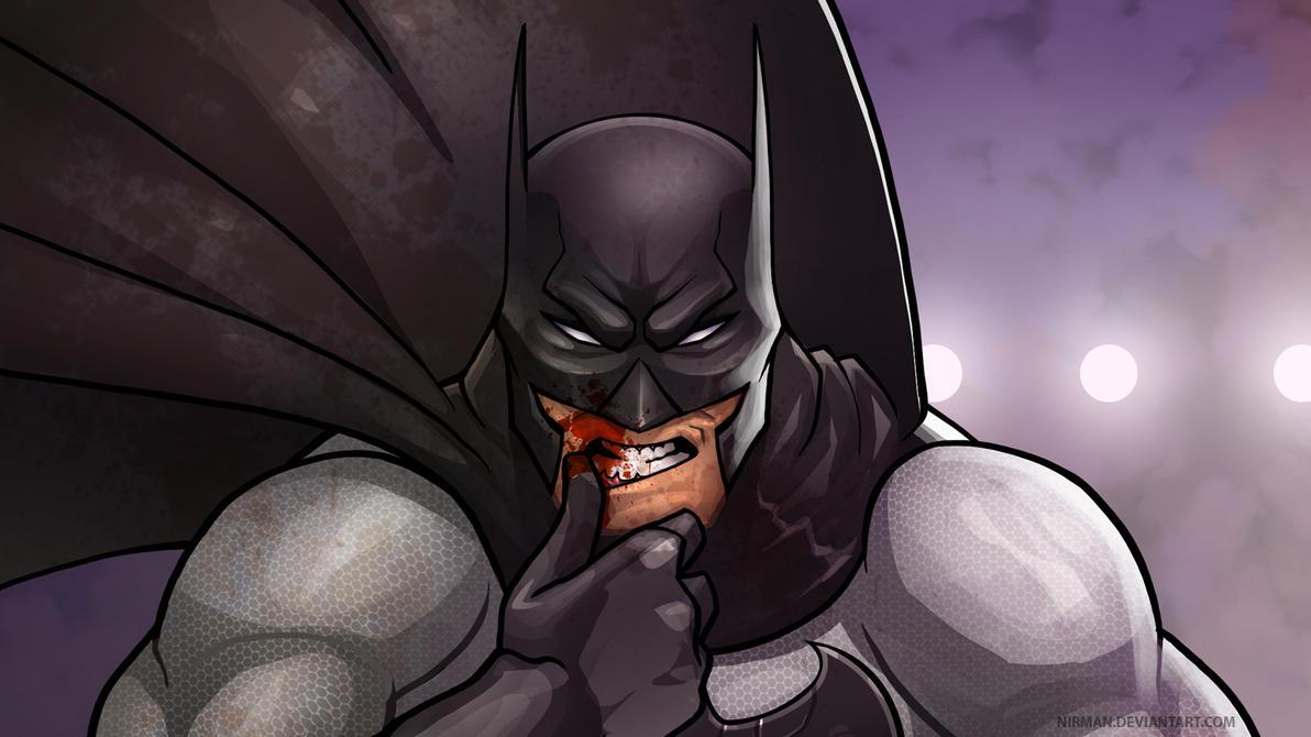 Batman Wallpaper by nirman