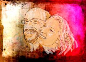Jan and Sabine by mfiorentino